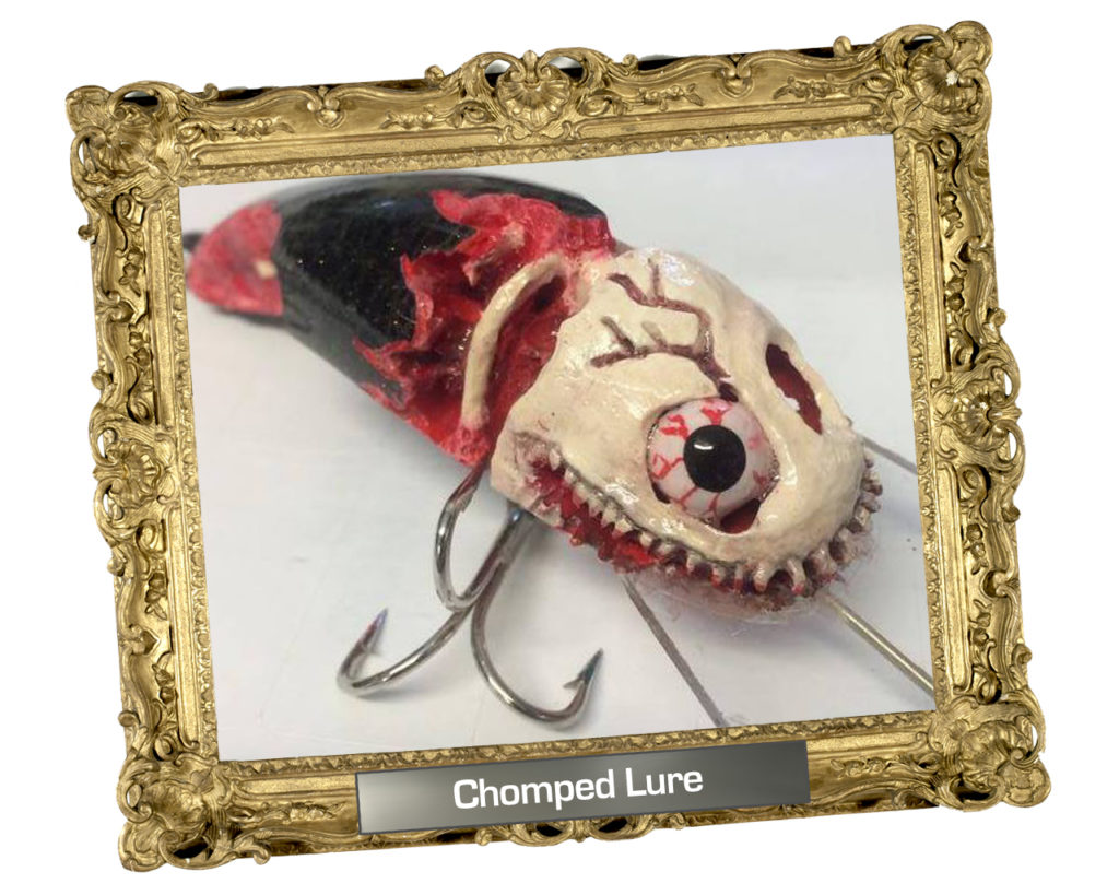Chomped Lure
