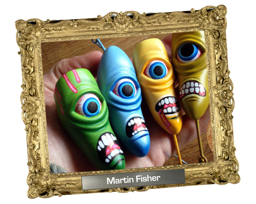 Crafteur - Martin Fisher