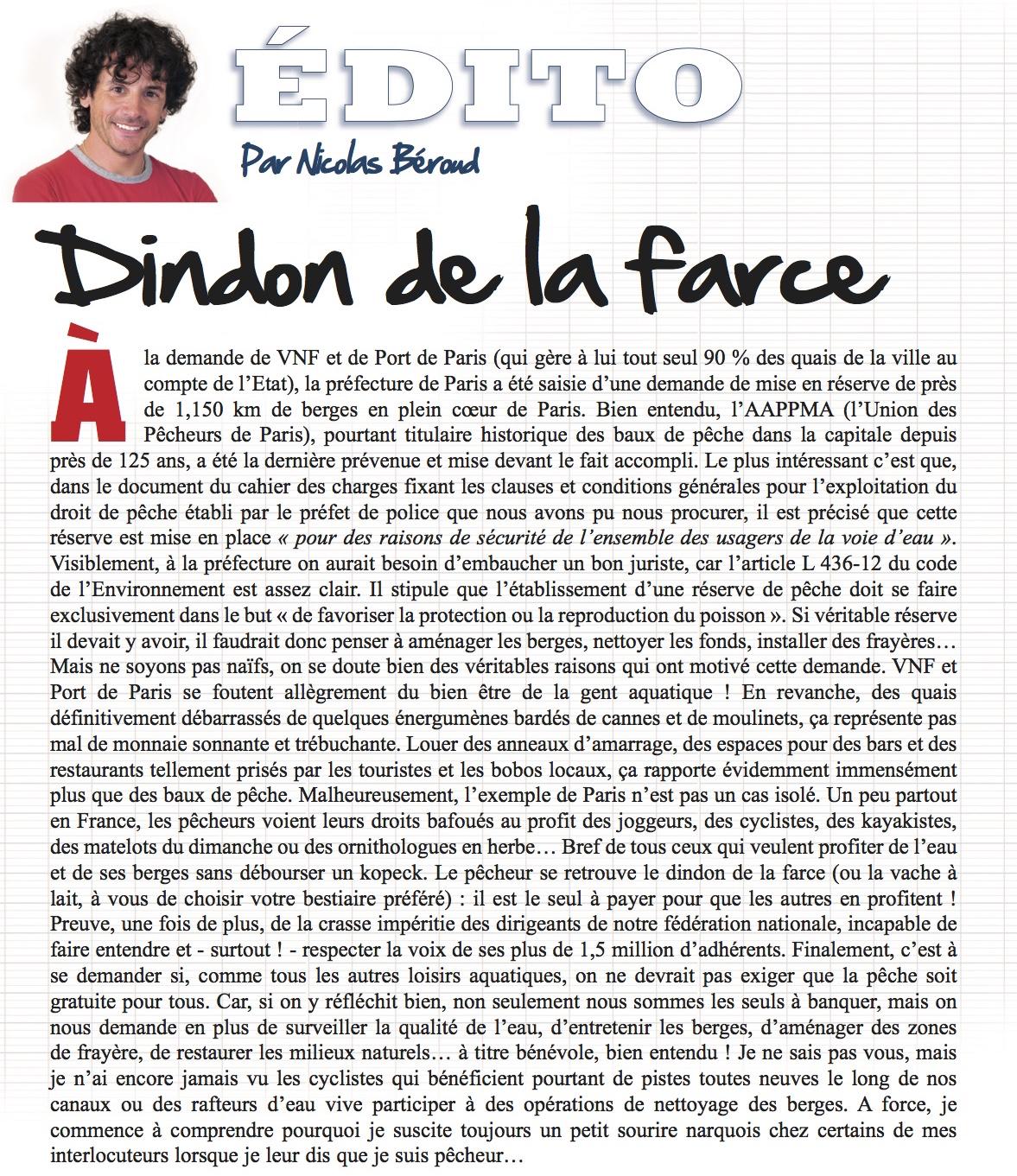edito 43 Info Pêche