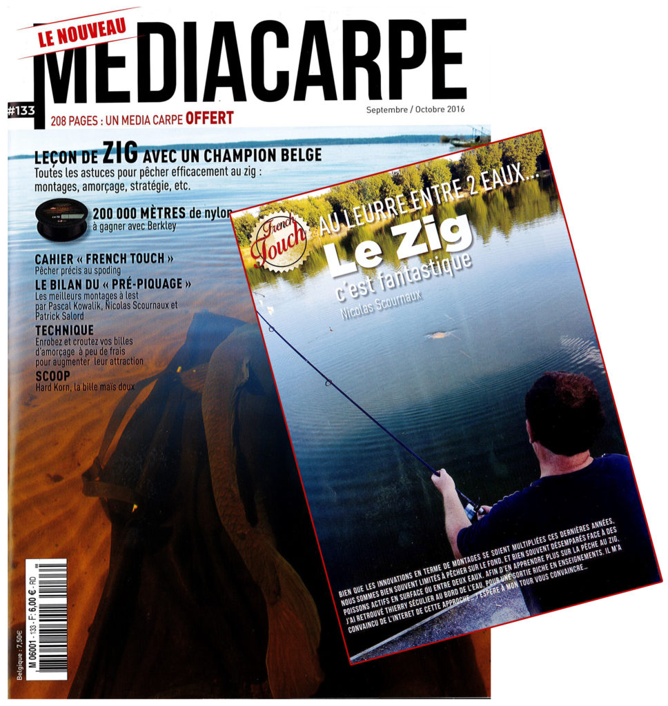 revue de presse - Media Carpe 133