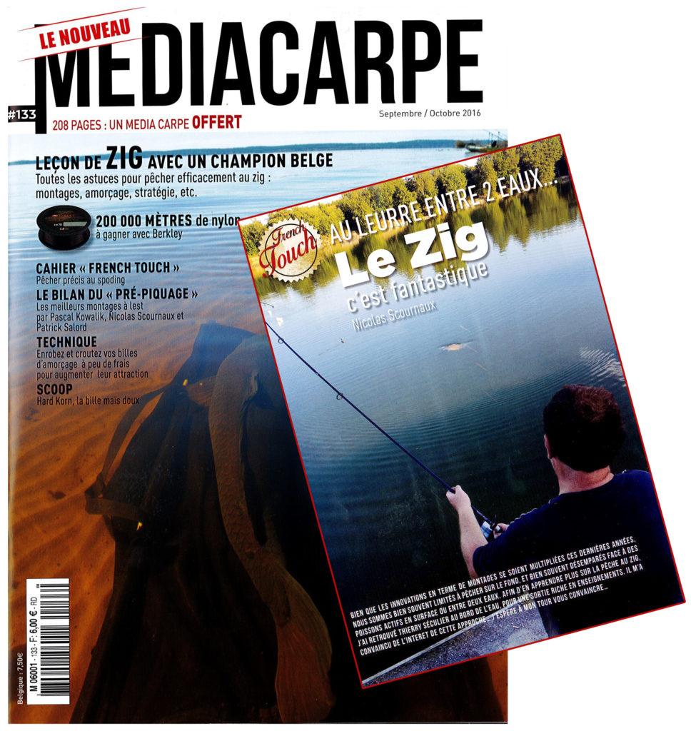 revue de presse - Media Carpe 133